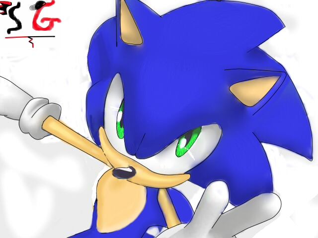 sonic by shadow--g