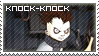 Stamp - Knock-Knock - STATIC by byte-byte