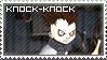 Stamp - Knock-Knock - STATIC by byte-byte