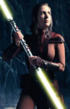 Bastila Shan - Star Wars KotOR Cosplay