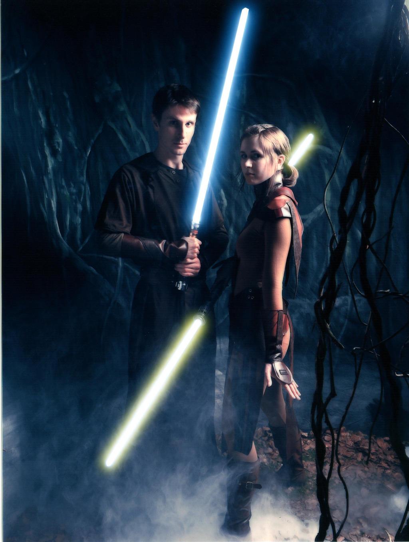 Bastila Shan + Jedi - Star Wars Cosplay by MagSul