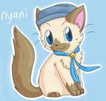 Nyani by Frosti-Kat