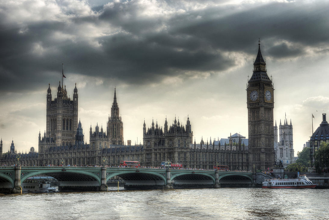 Westminster by Spyder-art