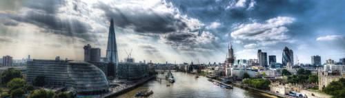 London by Spyder-art