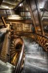 Tower Descent by Spyder-art