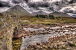 Sligachan, Bridge to the Cuillins