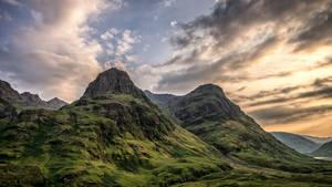 Highlands Dusk