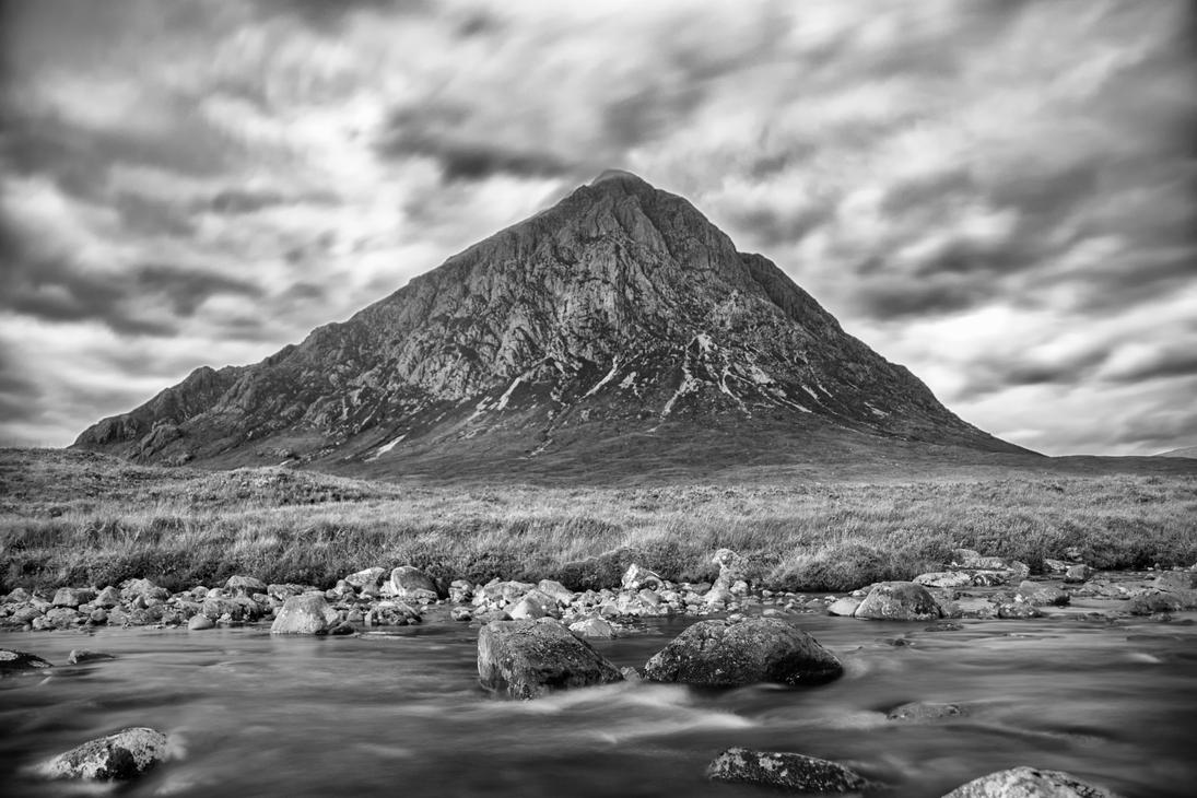 The Stillness of the hill by Spyder-art