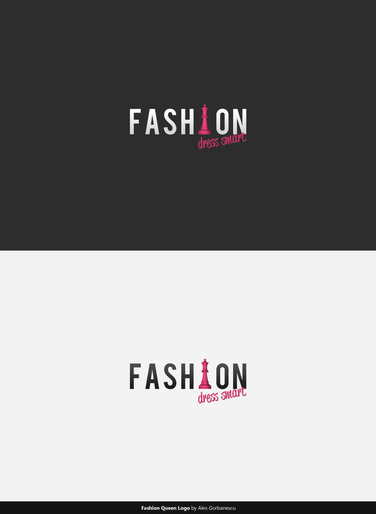 Fashion Queen Logo by Neochron
