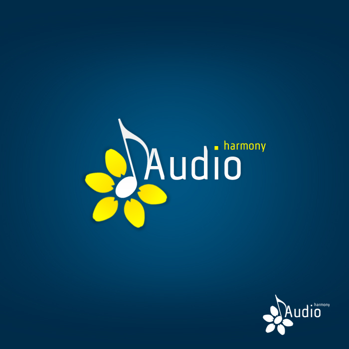 Audio Harmony Logo by Neochron