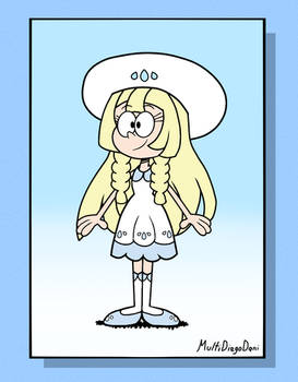 Lillie: The Loud House Style