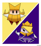 The Origami King