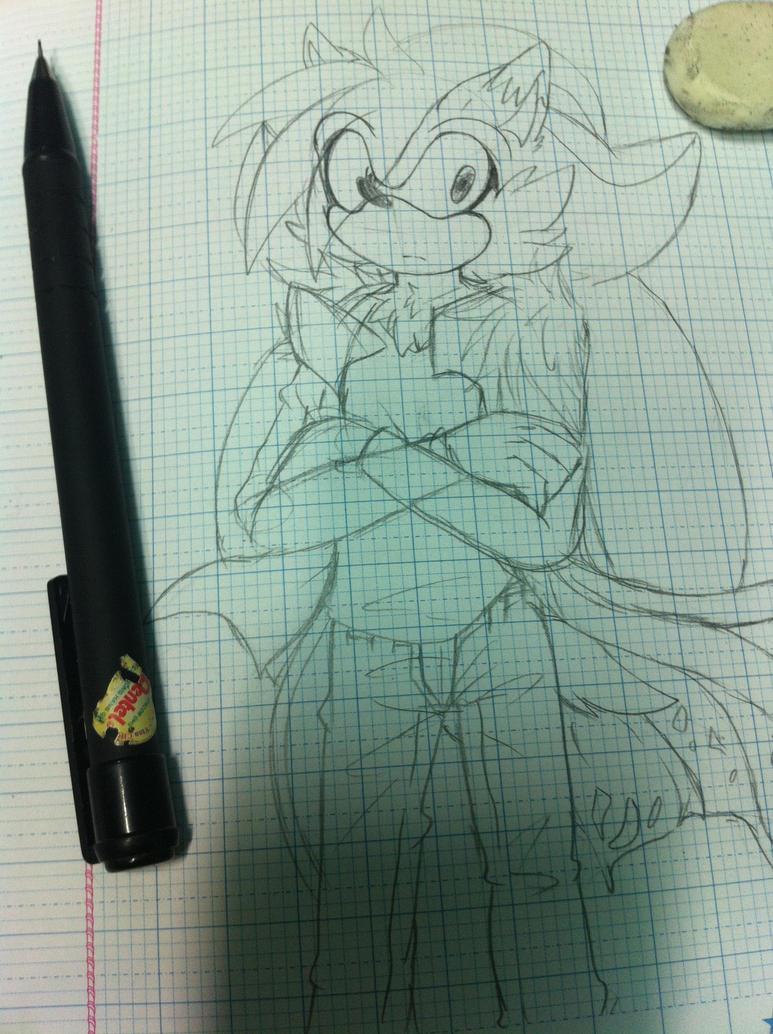 Vonnie doodle by Pok3M0n-Lov3r56