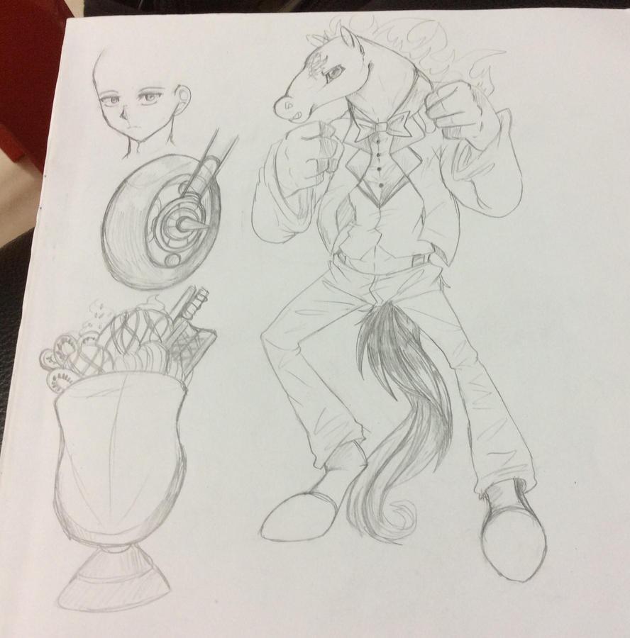 My new sketch book by Pok3M0n-Lov3r56