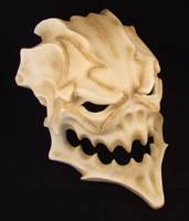 Discount skull mask 5 by Bakenekoya