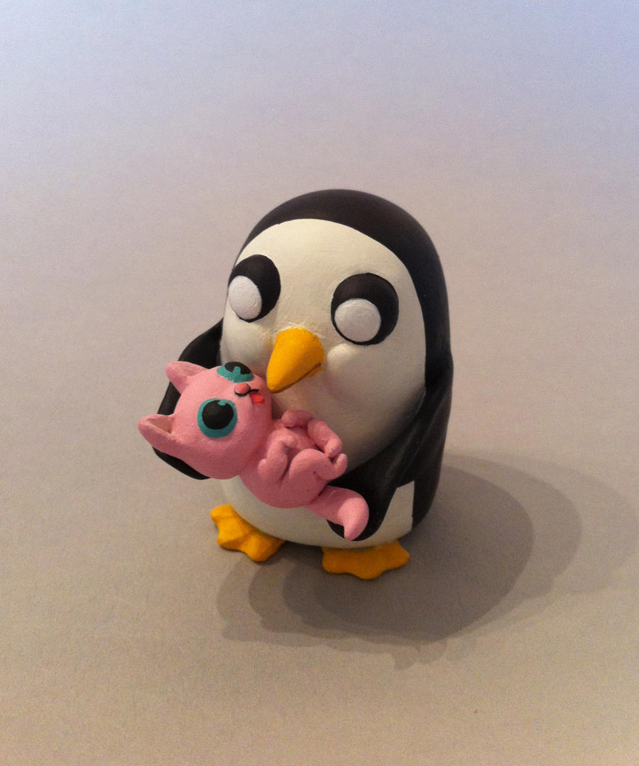 Gunter's baby by Bakenekoya