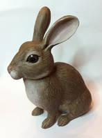 Easter Rabbit no1 by Bakenekoya
