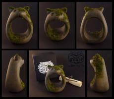 The Cat Totem views by Bakenekoya