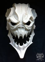 Mask making part 19 by Bakenekoya