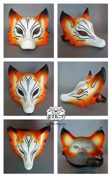 Kitsune mask views