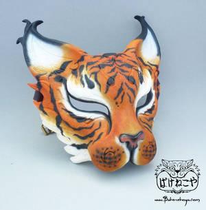 Bakeneko mask - Tiger