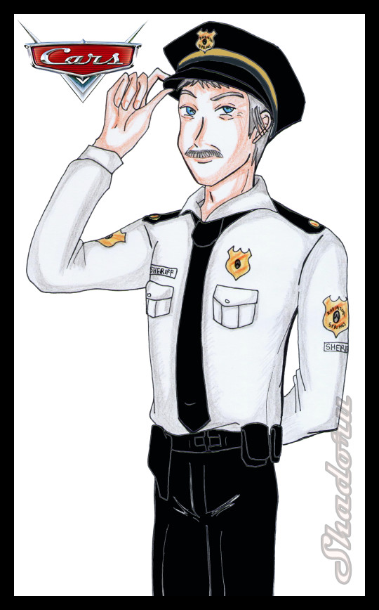 To Protect and Serve: Sheriff. by Shadoru-Flames