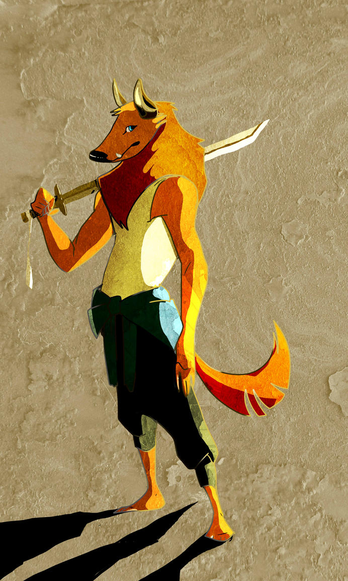 Dingo by snowowl24