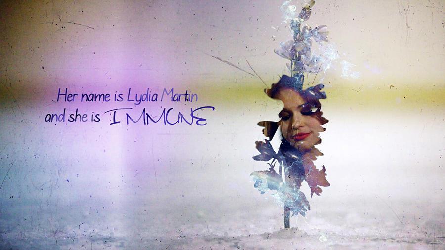lydia martin wallpaper ver 1 by goneforever21 on deviantart