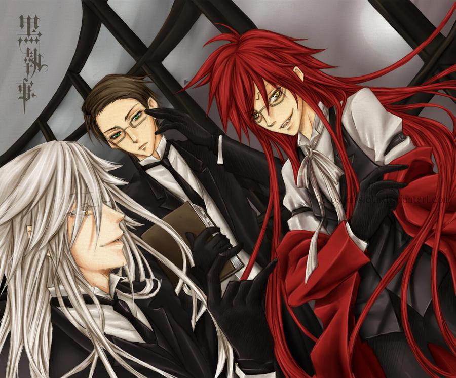 Kuroshitsuji- The Butler 3 by Sumoka on deviantART  Kuroshitsuji- T...