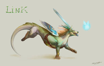 draconified Link