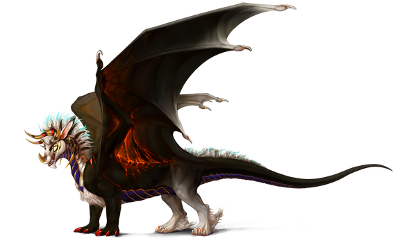 Character design Arrayth