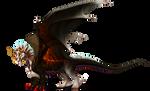 Character design Arrayth by Sumoka