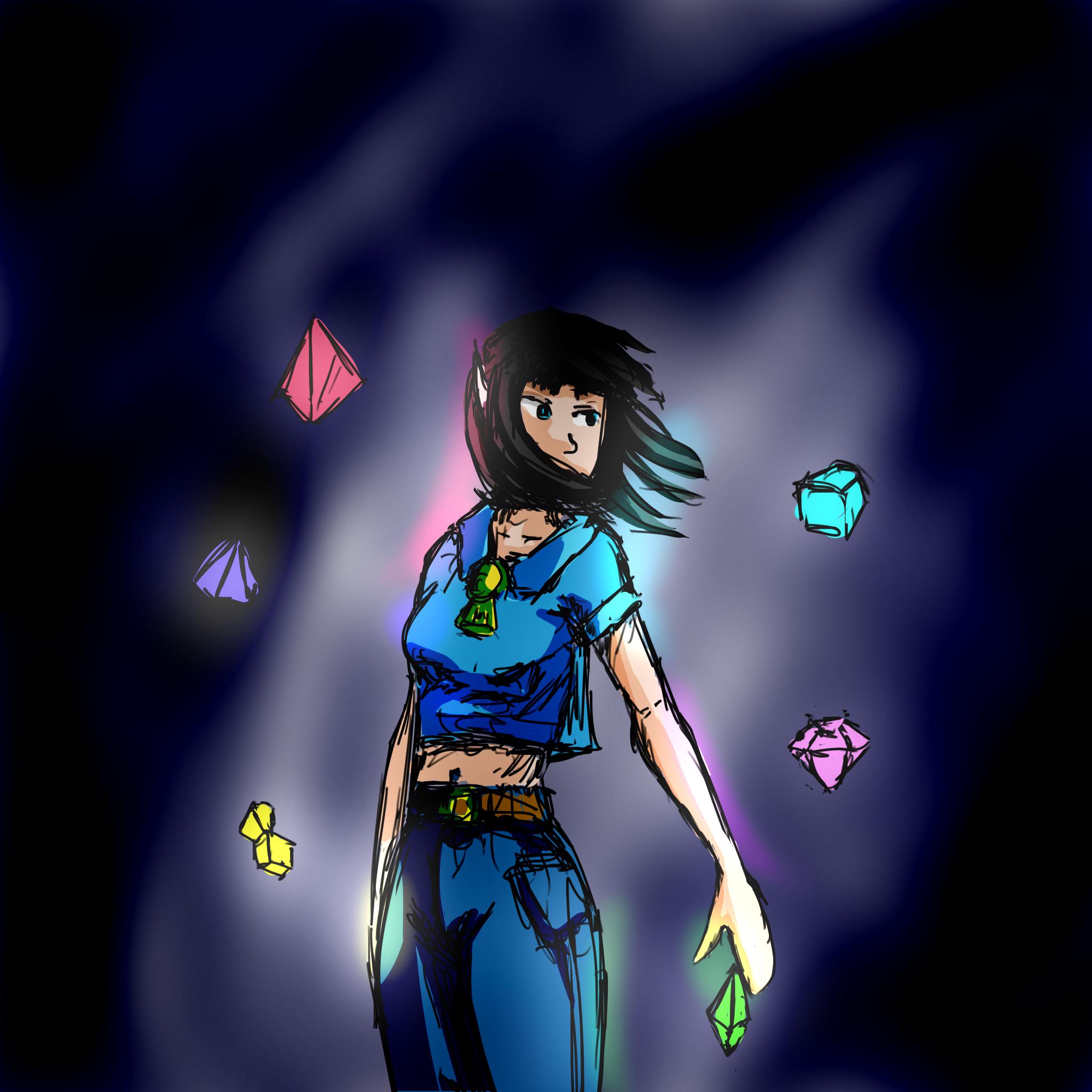 Cristalfumbi #2 by GhoulMage