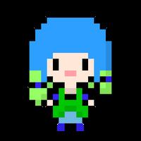 Pixel Sango by GhoulMage