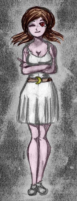Mitsuki Lunasa by GhoulMage