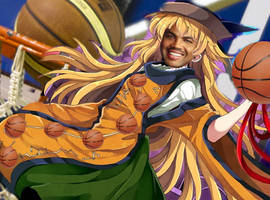 Okina Barkley by GhoulMage