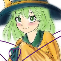 Koishi by GhoulMage