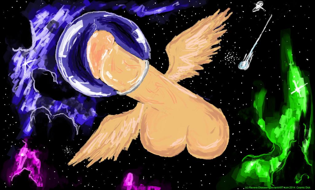 Cosmic Dick by Ravers-Disease