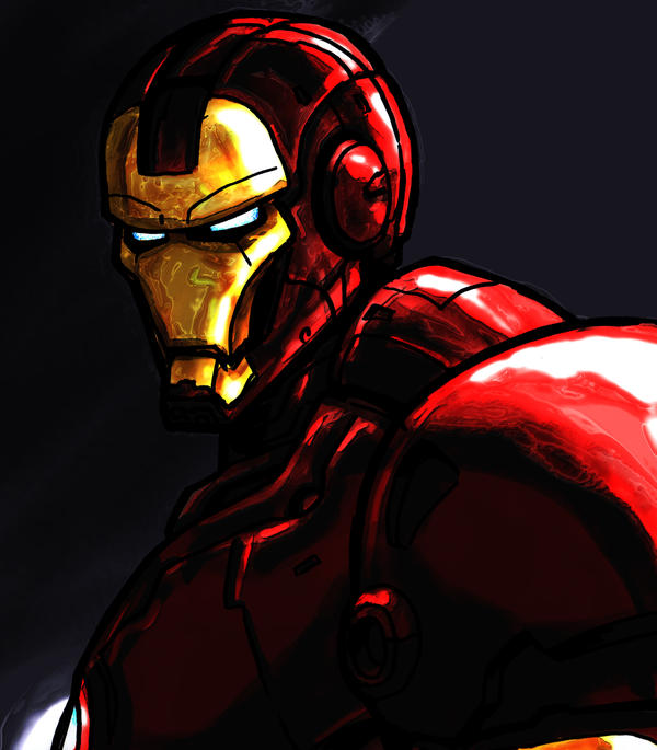 IRONMAN by GANTZRUNNER