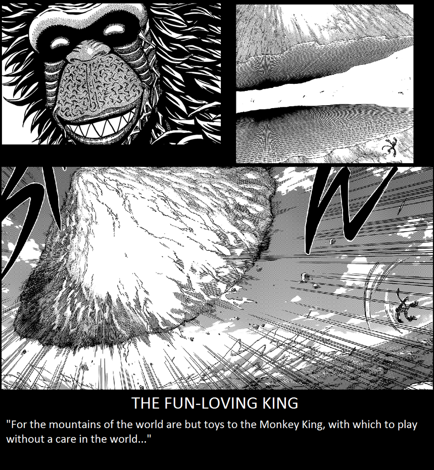 The Fun-Loving King By Saiyan5Nine-Tails On DeviantArt