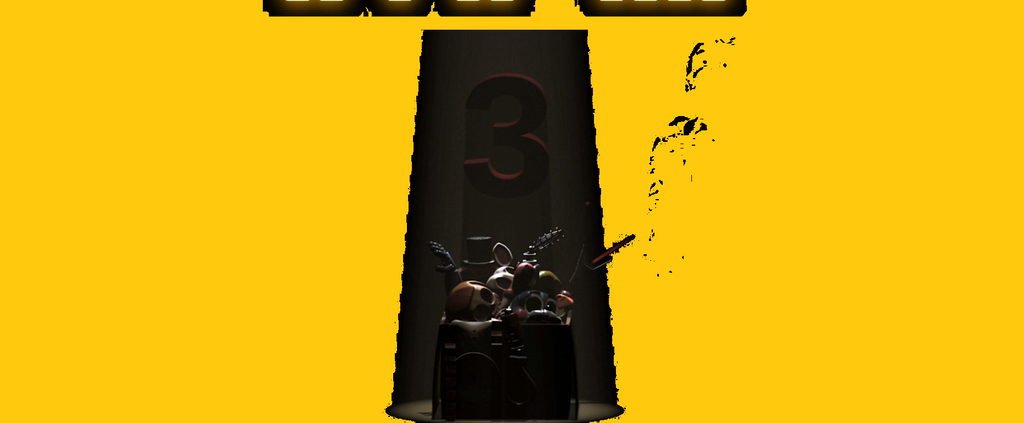 Five nights at freddy s 3 teaser modified by saiyan5nine tails on
