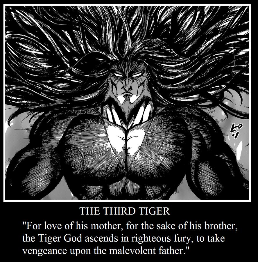 The Third Tiger By Saiyan5Nine-Tails On DeviantArt