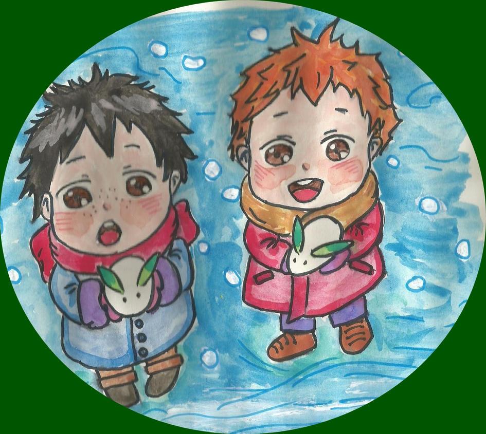 Kids-crop by enucachan