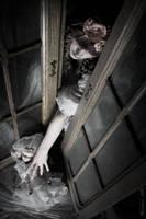 Creepy Doll by Wuschels-Art