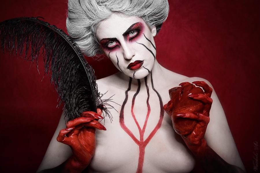 Demon by Wuschels-Art