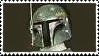 Boba Fett Stamp by rothmir