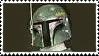 Boba Fett Stamp by rothmir