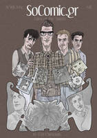 Tales of The Smiths SoComic cover