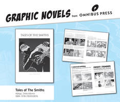 Tales of The Smiths graphic novel (2015 teaser)