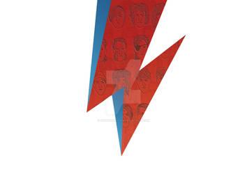 Thunder logo white